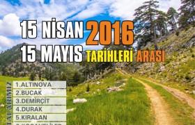 Ekoturizm Projesi Kapsamında Karaisalı Turları Düzenlenecek
