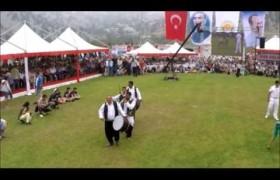 530. Kızıldağ Karakucak Güreşleri