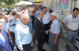 Vali Demirtaş'tan İlçemize Ziyaret
