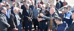 Karaisalı'da 7 Bin Ceviz Fidanı Dağıtıldı