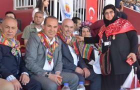 Karaisalı'da Kuva-yi Milliye Şenliği Yapıldı
