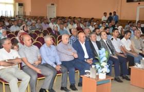 Karaisalı'da 'Camiler ve Din Görevlileri Haftası' Programı Düzenlendi