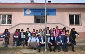 Karaisalı'da Öğrencileri Sevindiren Sürpriz