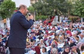 Karaisalı'da Kuva-yi Milliye ve İftar Programı Düzenlendi