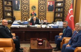 Başkanımızdan Ankara Çıkarması
