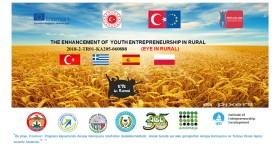 Kırsalda Genç Girişimciliğin Geliştirilmesi Projesi