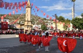 İlçemizde '29 Ekim Cumhuriyet Bayramı' Kutlandı