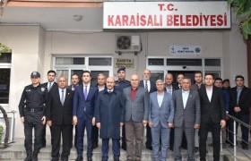 Adana Valisi Mahmut Demirtaş'tan İlçemize Ziyaret