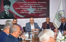 Karaisalı'da 2019 Yılının Son Meclisi Toplandı