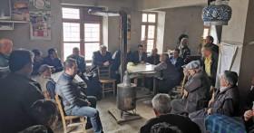 Mahallelerimizde 'Kırsal Dezavantajlı Alanlar Projesi' Bilgilendirme Toplantısı Gerçekleştirildi.