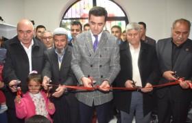 Karaisalı Belediyesi Kreş ve Gündüz Bakımevini Hizmete Açtı