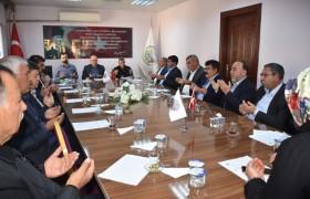 Belediyemiz Meclisinde İdlib Şehitlerimiz Unutulmadı