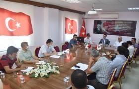 Hediyelik Eşya Üretim Merkezi Projesiyle İlgili Toplantı Düzenlendi