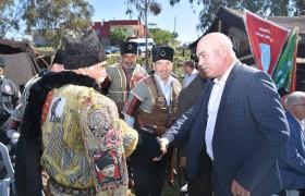 """Başkan Aslan, """"Murtçular, Adana'mızın kurtuluşunun teminatıdır"""""""