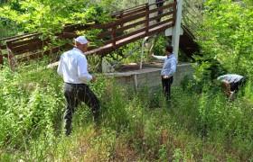 Kapıkaya Kanyonu İçerisinde Bulunan Asma Köprünün Tadilatı Başlıyor