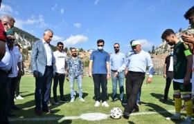 Kızıldağ Yaylası'nda Futbol Şöleni Başladı