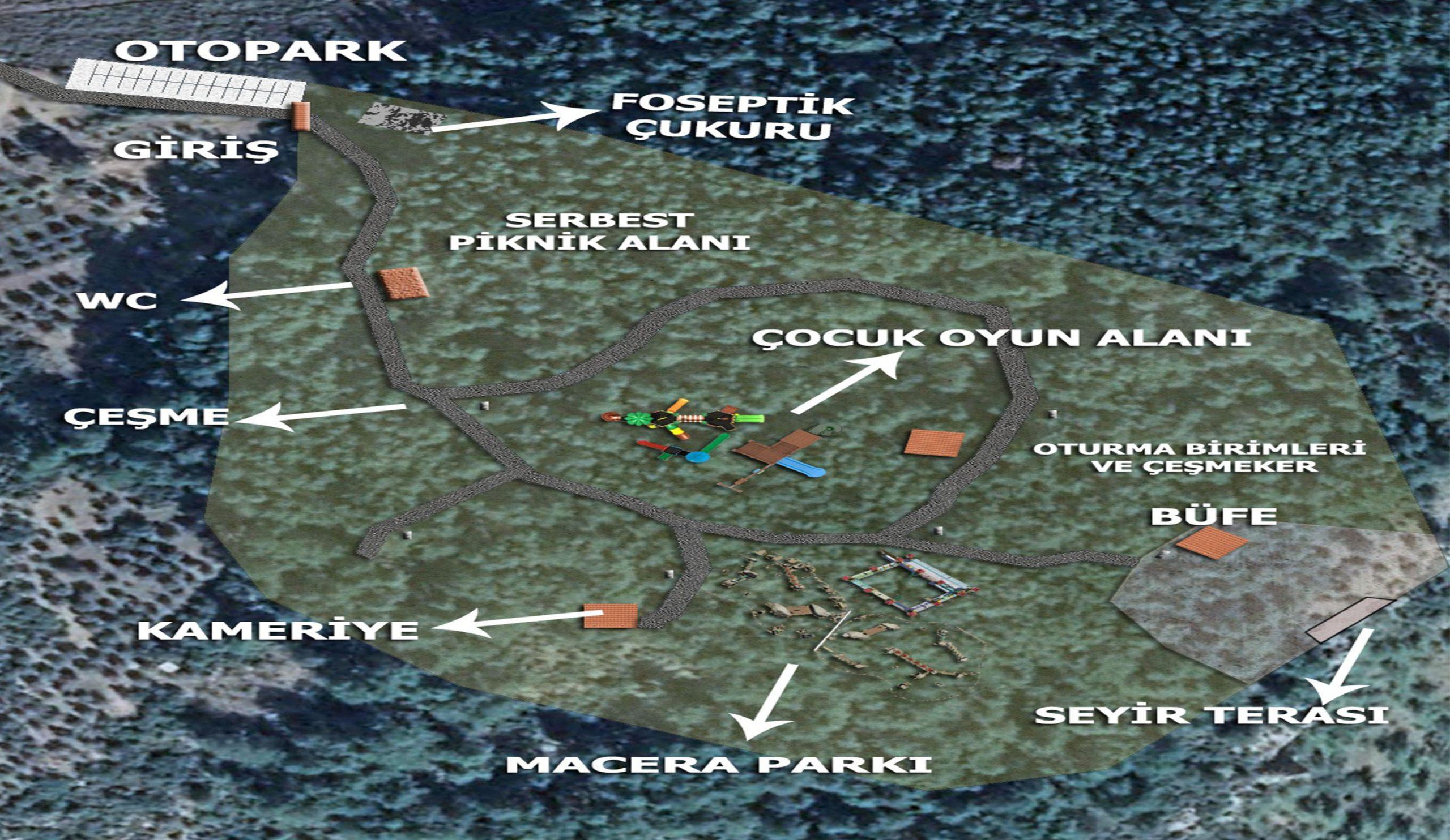 Karaisali'ya Macera Parki Kuruluyor(2)