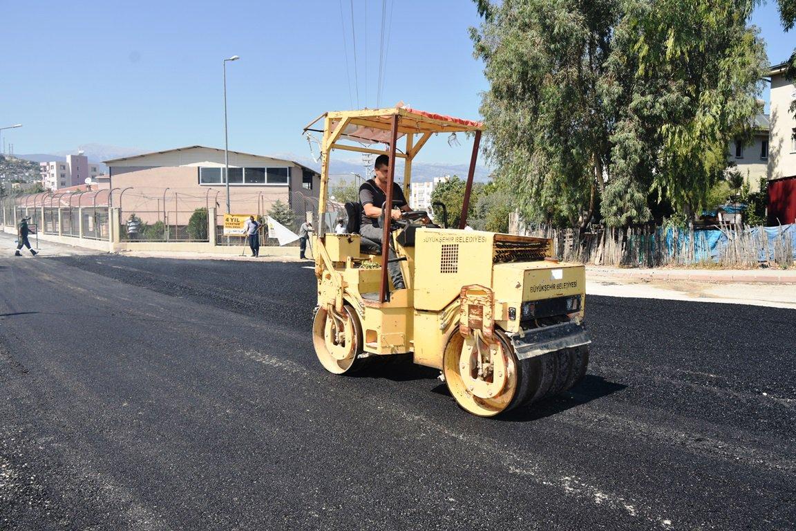 Karaisali Belediyesi'nden Asfalt Atagi (3)