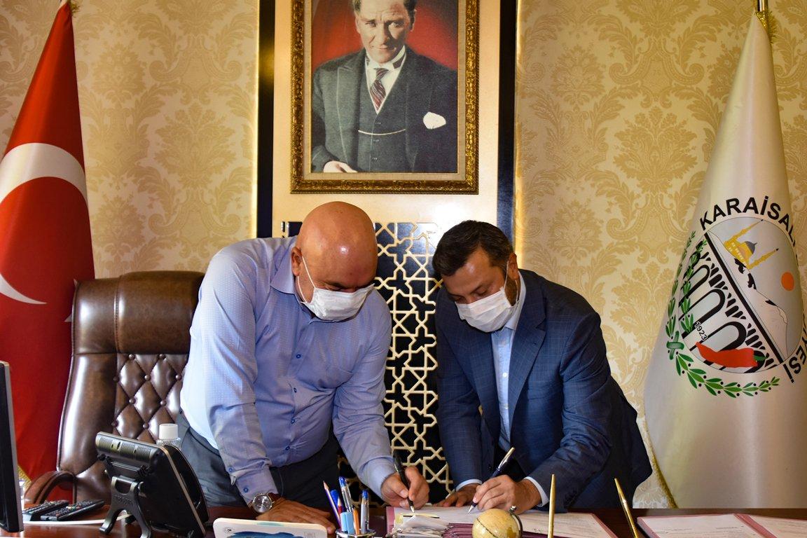 Karaisali ile Yuregir Belediyeleri Arasinda Isbirligi Protokolu (2)