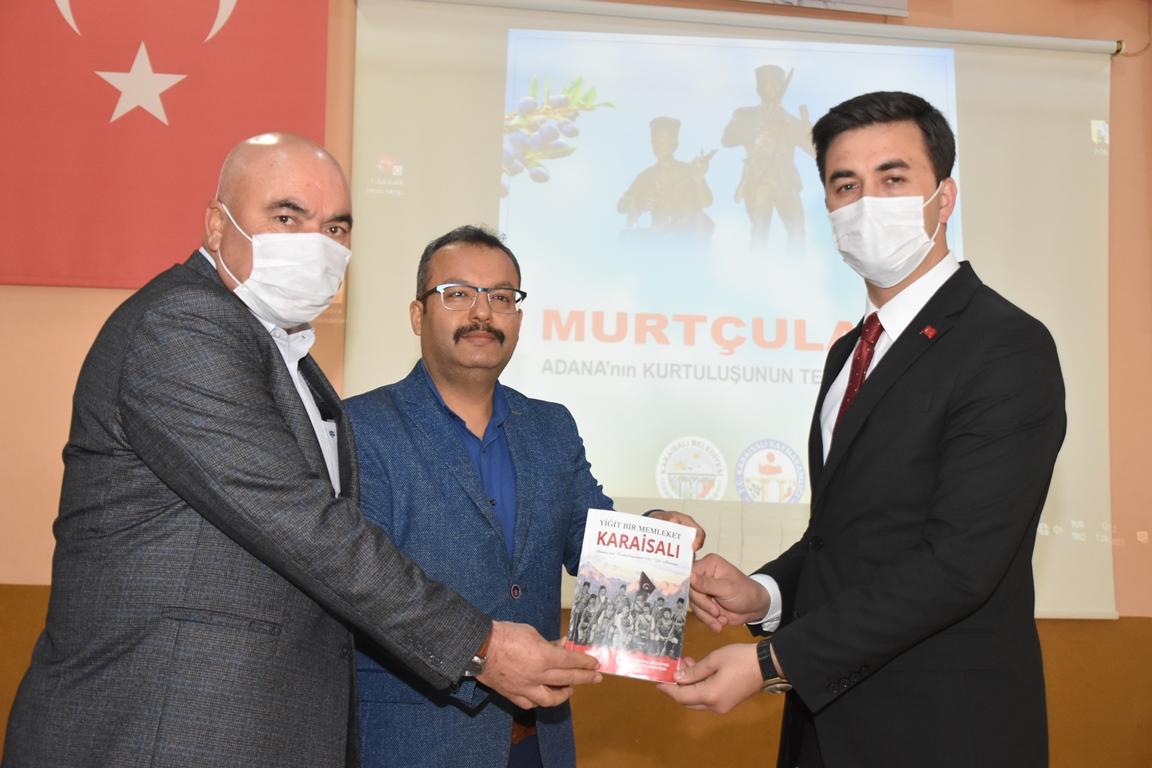 Karaisali'da Kuva-yi Milliye Konferansi Duzenlendi (2)
